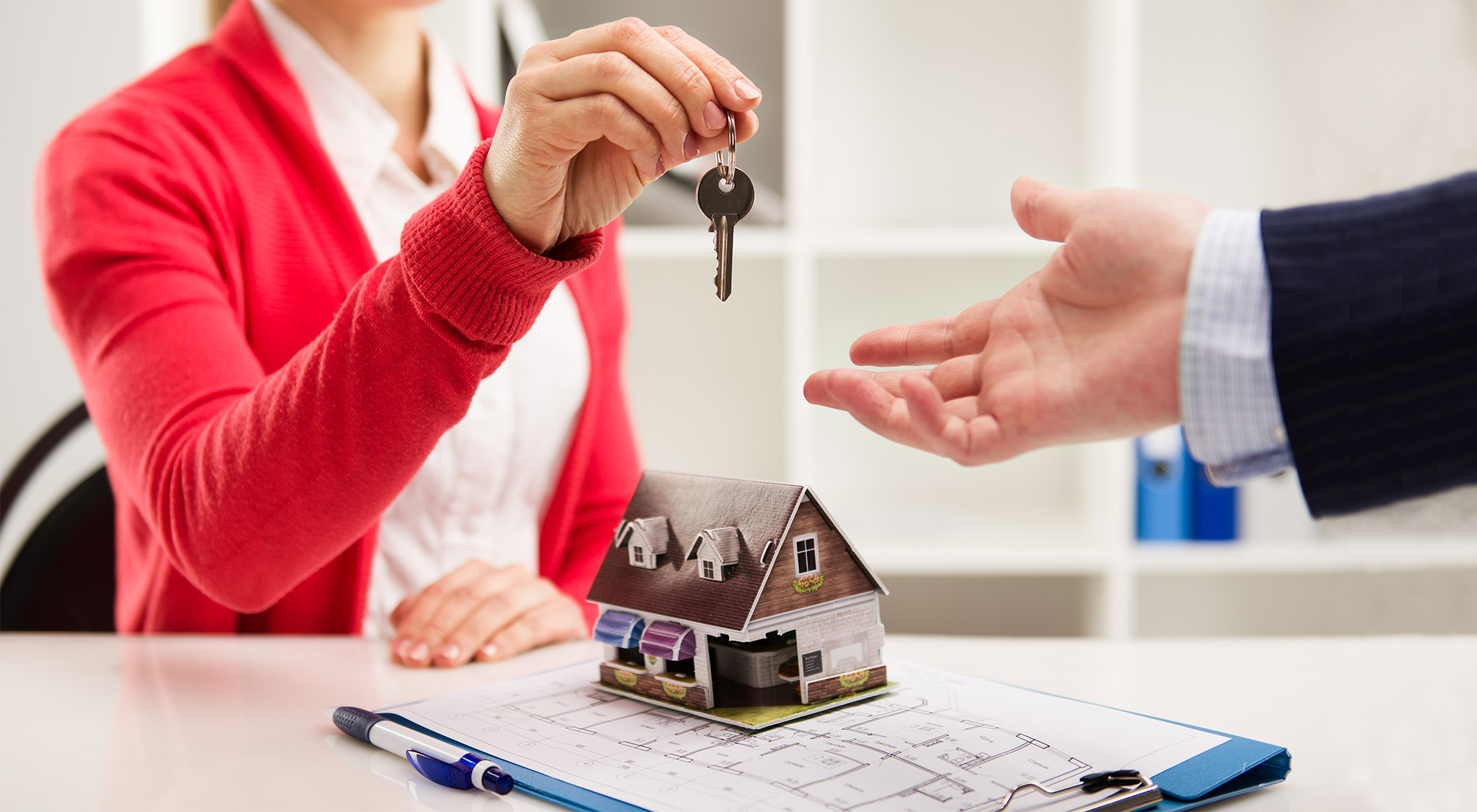 как лучше оформить недвижимость